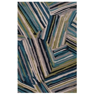 Jaipur Pick-up-sticks Rug From Traverse Collection TV59 - Blue